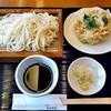 うどん茶屋 海津屋 - 料理写真:かき揚げ ざるうどん