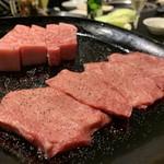 京松蘭 - ◆上タン、サーロイン