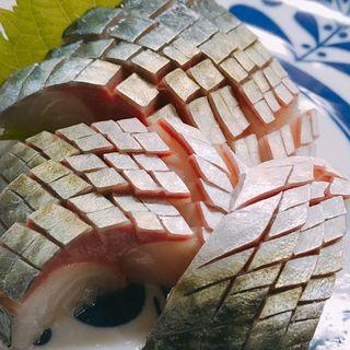 長崎のハーブ鯖