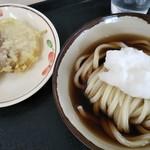 山もり - 料理写真:おろしぶっかけ と タマネギウインナー串
