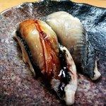 すしの喜八 - 料理写真:穴子(美味!!)