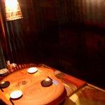 満月堂 - お座敷の個室