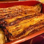 浜田屋 - 絶妙な焼きとタレの照り!