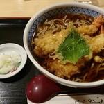 水内庵 - 天婦羅蕎麦