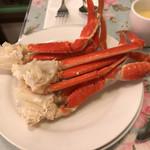 オリーブキッチン - 料理写真:蟹