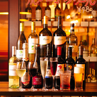 ワインの日開催「毎月10日~20日」はボトルワイン20%オフ