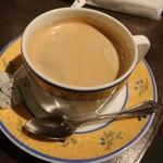 ブラッスリー・レカン・キャフェスペース - コーヒー