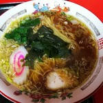 康楽 - 料理写真:ラーメン(¥450)