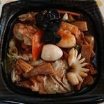 桂林餃子 満足 - 五目野菜炒め