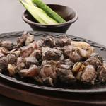 地鶏炭火焼とりあん - 地鶏炭火焼き