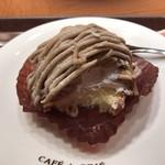 カフェ・ド・クリエ - イタリア栗のモンブラン