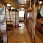 寿司龍 - 店内の様子