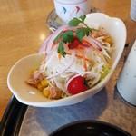 寿司龍 - サラダ