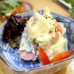須賀乃湯 - ポテトサラダ
