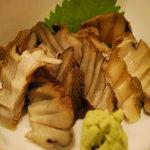 一龍 - たかせ貝の刺身