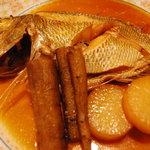 一龍 - 魚煮つけ