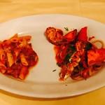 デリツィオーゾ フィレンツェ - パスタを2種類