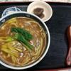 栄屋うどん店 - 料理写真:カレーうどん