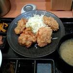 ザンギ屋 - 料理写真:ザンギ定食。