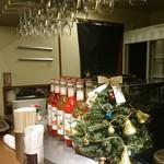イタリアン居酒屋 イタサカマルシェ - クリスマスの時