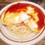 DODA - カルボナーラ(卵・トマトソース)