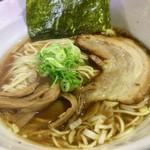 製麺rabo - 支那そば(魚出汁)700円