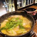 98224766 - お野菜がたくさん摂れる嬉しい寄せ鍋♡