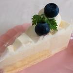 福井堂 - 料理写真:レアチーズケーキ