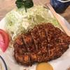 とんき - 料理写真:とんき三軒茶屋店(ロースかつ定食)