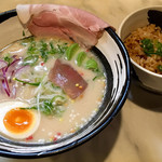 麺家 いさむ - チンクエチェント セレクション