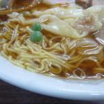 98228472 - 麺とスープ