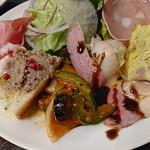 Bagatto - 本日の冷菜盛り合わせ