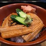北浜寿司 - 料理写真:穴子丼