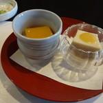 料理亭 さか本 - 料理写真:先付け