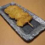 太田屋精肉店 - 串かつ。