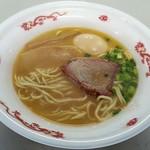 つけめん・らーめん活龍 - 料理写真:【濃厚うにそば + 特製味玉】¥650 + ¥100