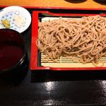 天ぷら酒場 by つか蕎麦 - ◆もりそば 346円