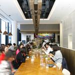 METoA Cafe & Kitchen - 電源スペース