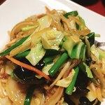 京香房 - 野菜炒め   醤油ベースでいい味!