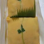 Hachiku - 茶巾寿司二個簡易包装で980円