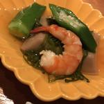 ダイニングバー コビト - 胡麻豆腐