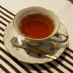 ベジフルダイニング さかい - ~ベジタブルダイニング さかい~ ランチの食後の紅茶