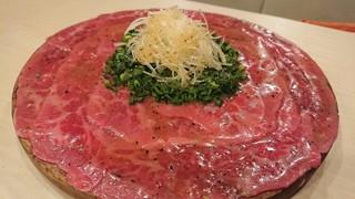 肉バル KACCHAN - ユッケ塩
