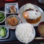 やまね - 料理写真:日替わり定食 500円