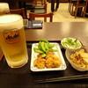 駅一食堂 とくやま - 料理写真:晩酌セット