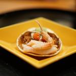 金田中 庵 - 香箱蟹