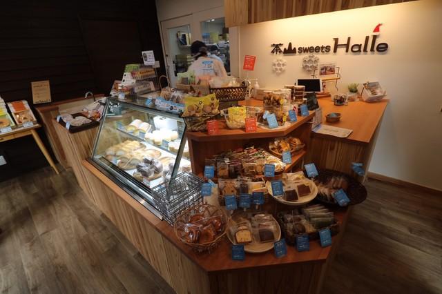 茶山 sweets halle スイーツ ハレ 茶山 洋菓子 その他 食べログ
