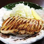 知床鶏のチキンステーキ