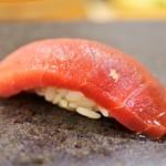 あま木 - 本鮪中トロ