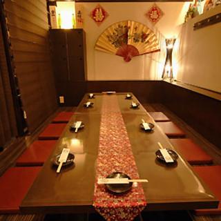 各種ご宴会にぴったりの本格的な中華のコース、飲み放題もございます。